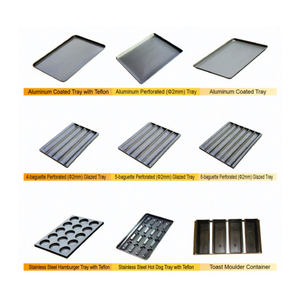 Accessories for bakery equipment