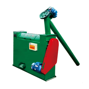 Corn removing midew machine