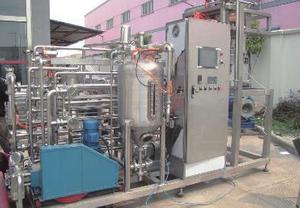 Tube In Tube Steriler(Aseptic Style) Tube in tube sterilizer/ Pasteurizer