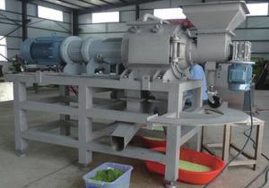 Crusher Separation/Mango Crusher/Extractor