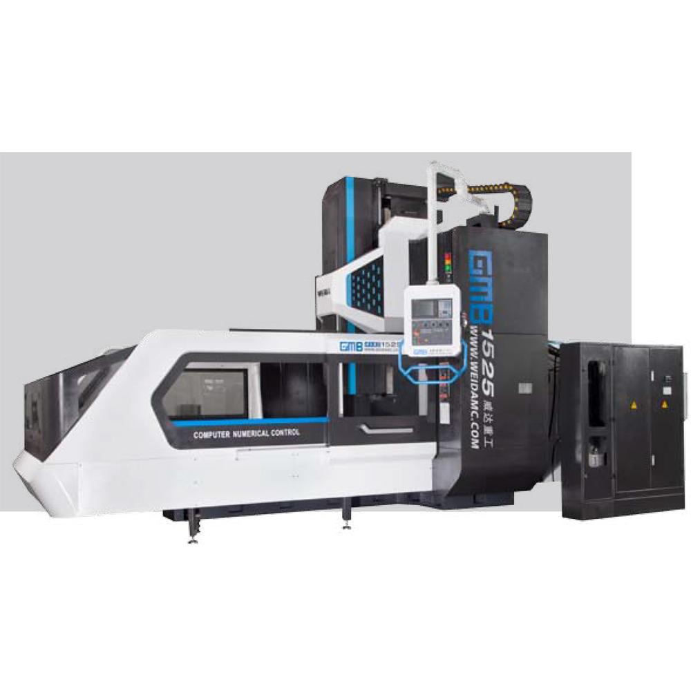 CNC gantry-type cut machining center GMB1525