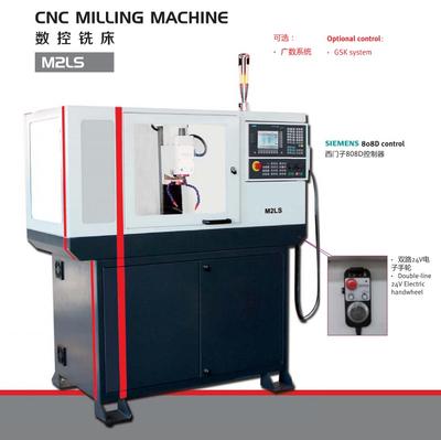CNC MILLING MACHINE M2LS