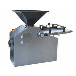 Volumetric dough divider rounders