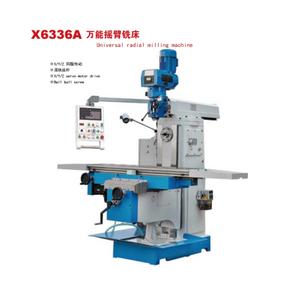 Universal radial milling machine X6336A