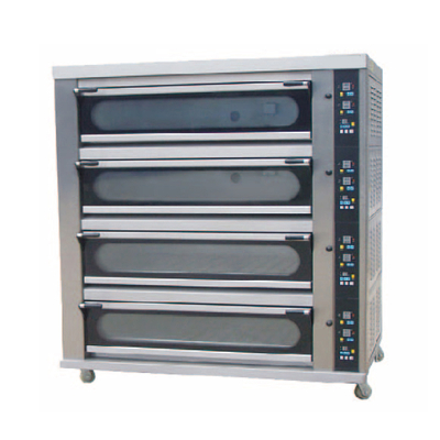 Electric/Gas deck ovens