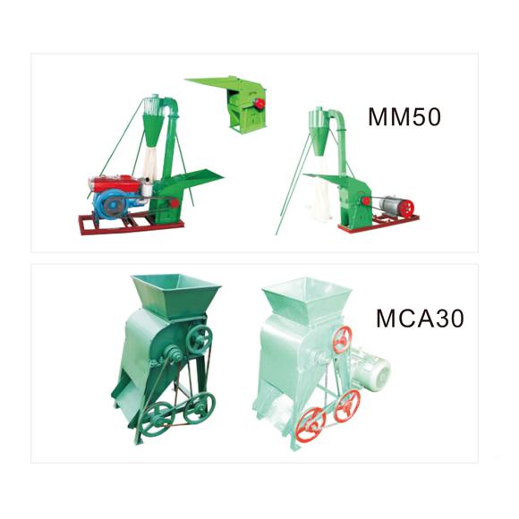 Crushing Machinie Series/Maize Mill