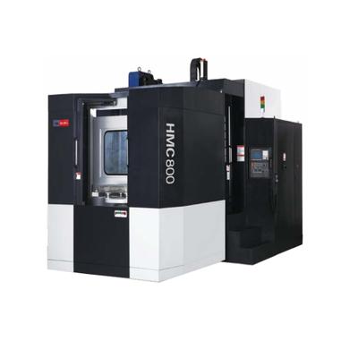 CNC Double positions horizontal machining center HMC800